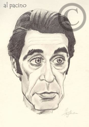 Al Pacino by drawmyface